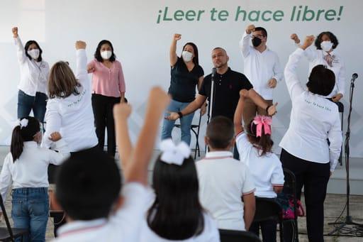 IMPLEMENTAN LECTURA DE MUJERES INSURGENTES