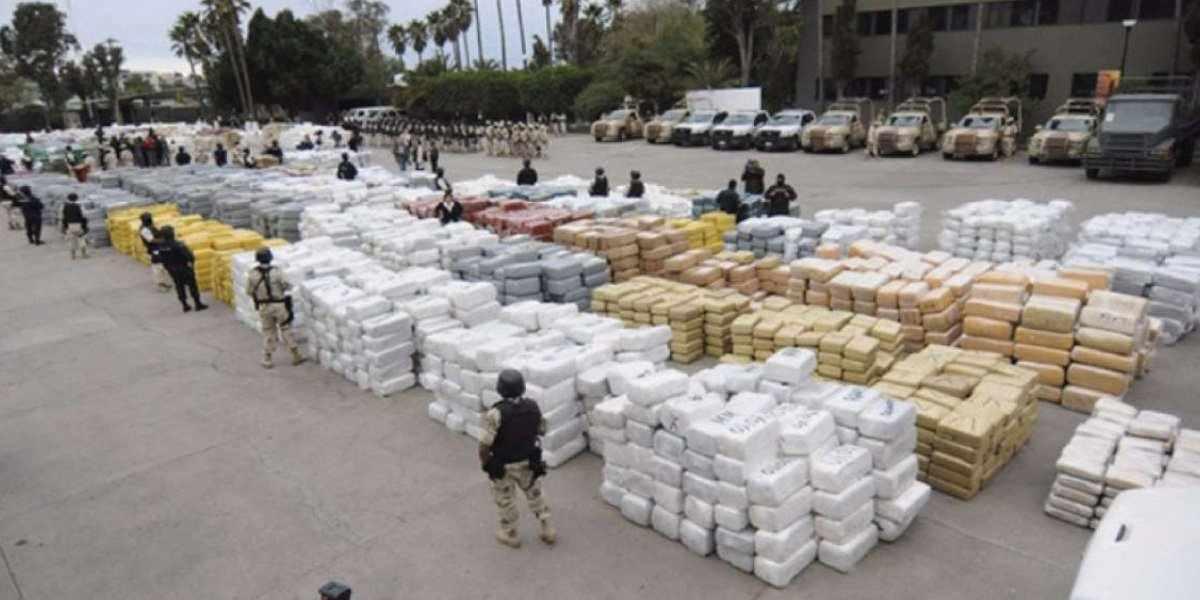 CÁRTELES MEXICANOS INTENSIFICAN TRÁFICO DE DROGAS EN EUROPA