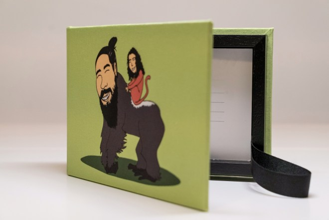 story box de josé abierta