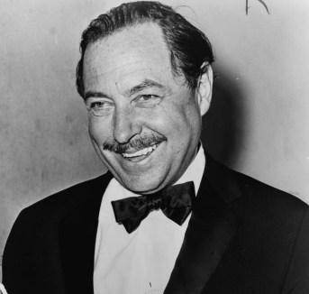 Tennessee Williams foto