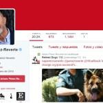 Los 20 escritores españoles más seguidos en Twitter