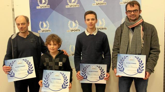 Club de l'année du Trophée des sports 2018 !
