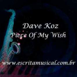 Dave Koz – Piece Of My Wish