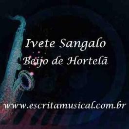 Ivete Sangalo – Beijo de Hortelã