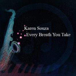 Karen Souza – Every Breath You Take
