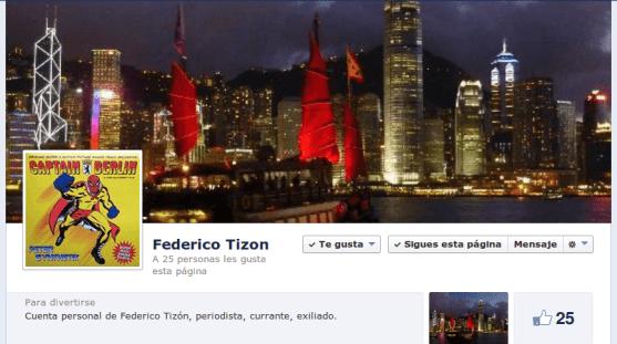 Federico Tizón - Invisibles webserie transmedia
