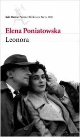 Portada de Leonora, de Elena Poniatowska