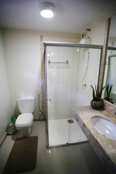 Suíte 5 - Banheiro