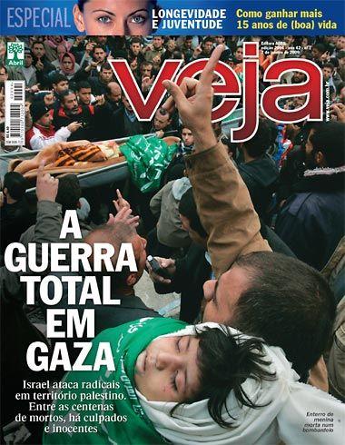 ISRAEL É A NOSSA INFELICIDADE (2/2)