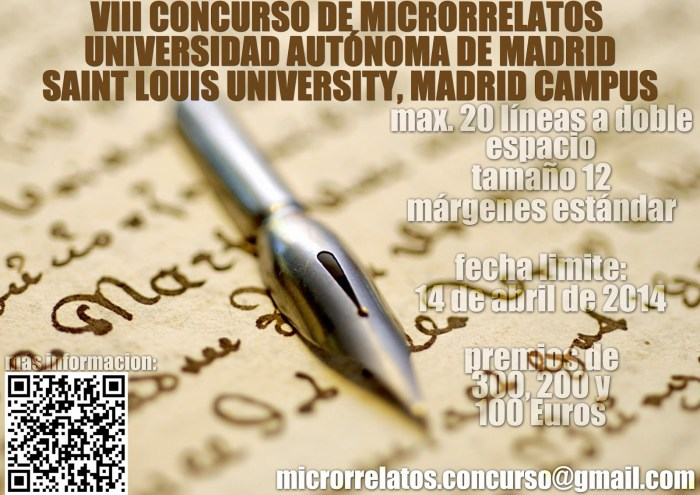 Microrrelatos-UAM-2014