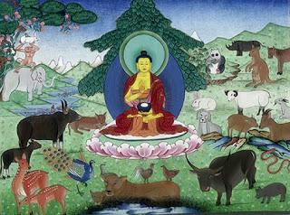 Budismo y Vegetarianismo - Escrituras Eremitas