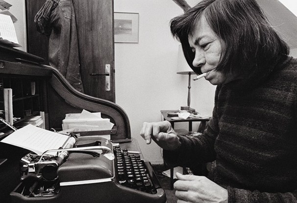 Patricia Highsmith, 1906