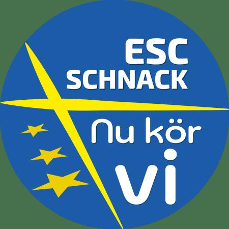 ESC Schnack - Nu kör vi - Logo