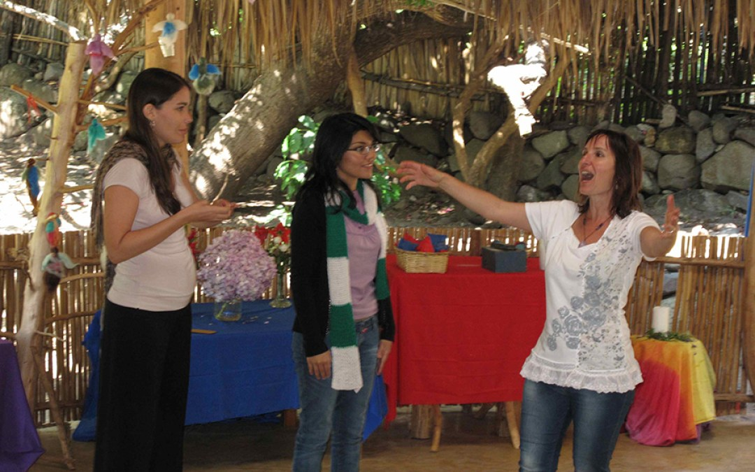 Central American Waldorf Kindergarten Teachers Gather at Caracol
