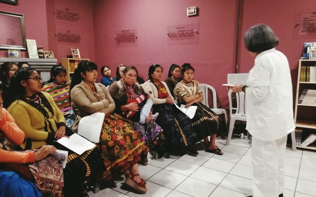 Waldorf workshops in Quetzaltenango