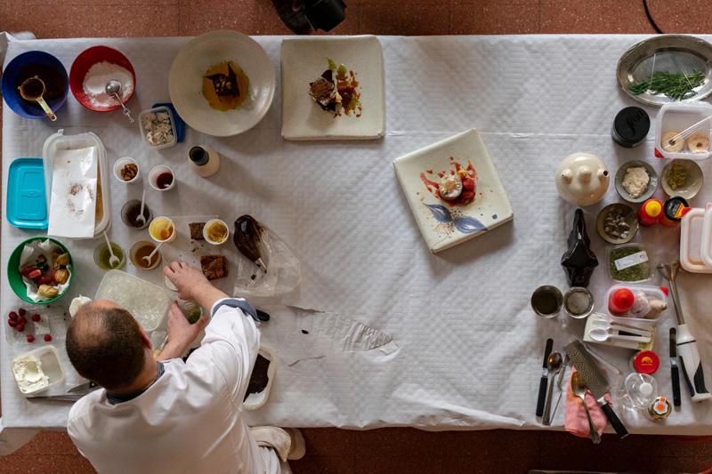platos Carmen escuela de arte talavera