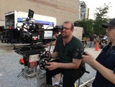 003 Paco Cabezas profesor de cine direccion curso Escuela de Cine de Malaga Masterclass Master de Cine