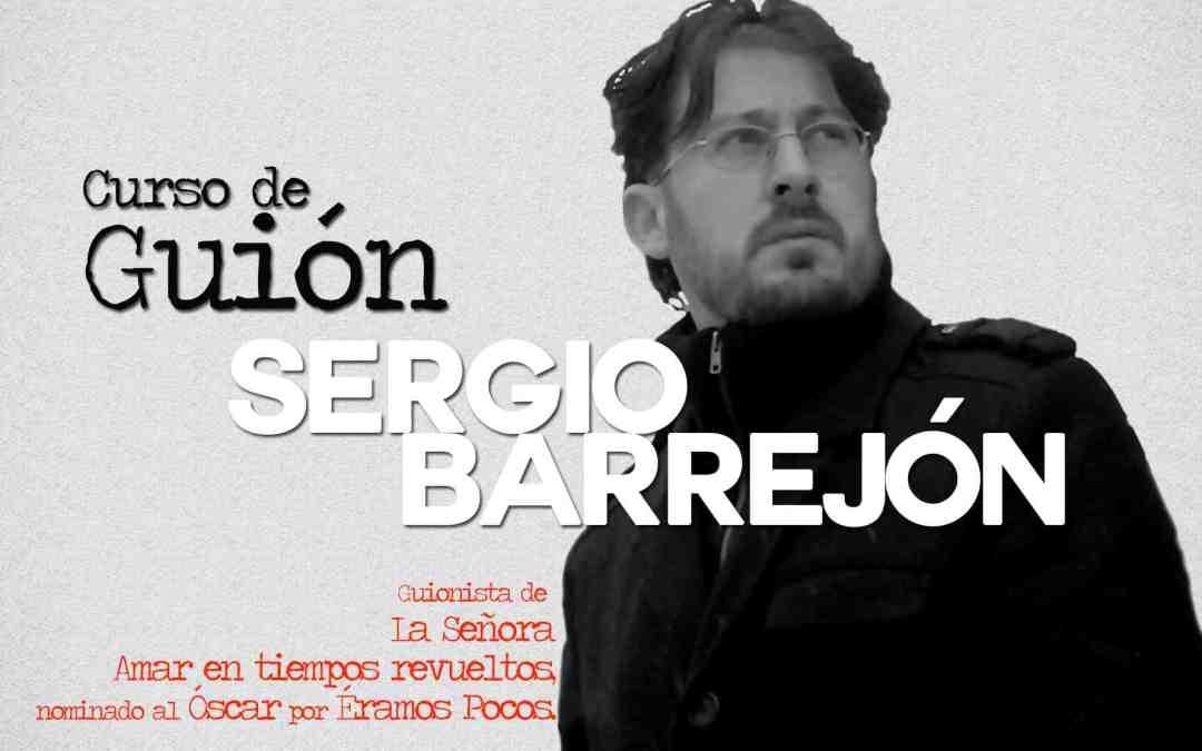 Curso de Guion con Sergio Barrejon