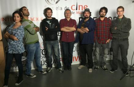 Profesor del Curso de Guión de la Escuela de Cine de Málaga