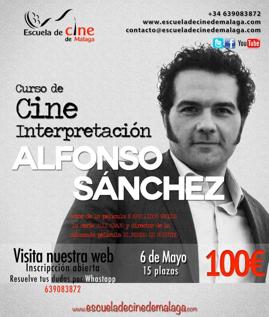 Curso de Cine Alfonso Sanchez