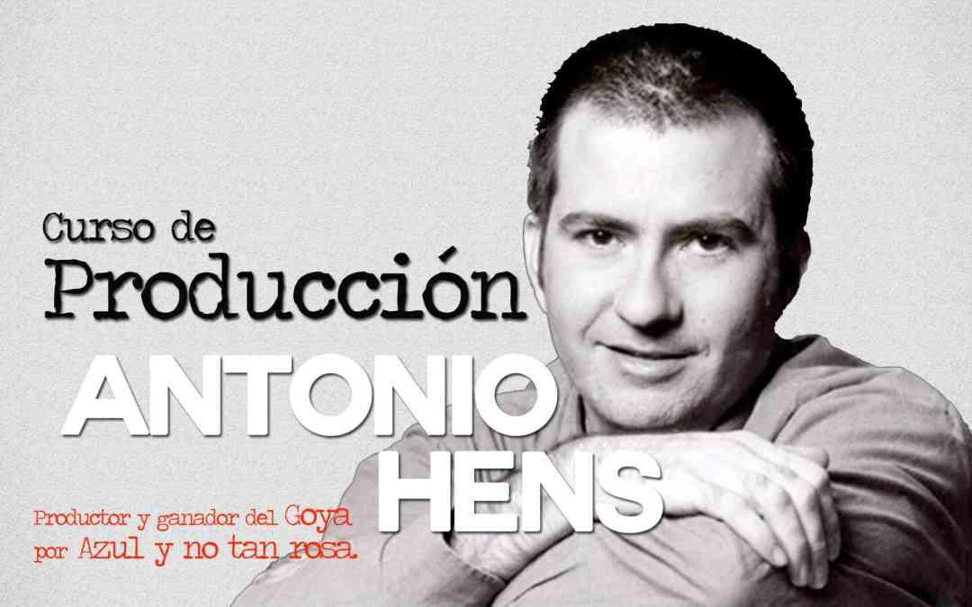 Curso Producción con Antonio Hens
