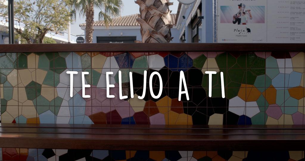 Te Elijo a Ti