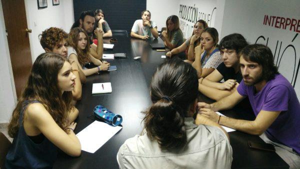 mastercllass guion ezekiel montes director produccion escuela de cine malaga curso cine 4k (4)