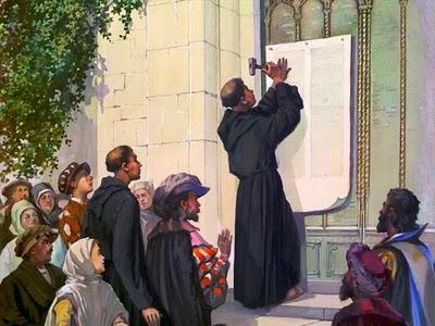 Resultado de imagen para lutero wittenberg