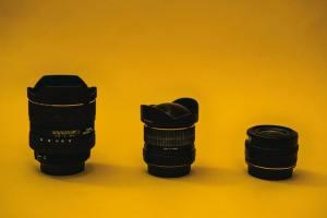 Lentes básicos para fotografía