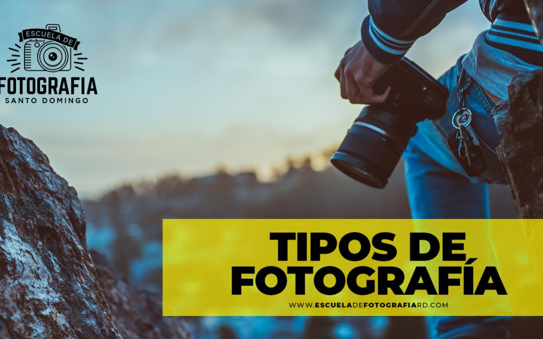 Tipos de fotografía