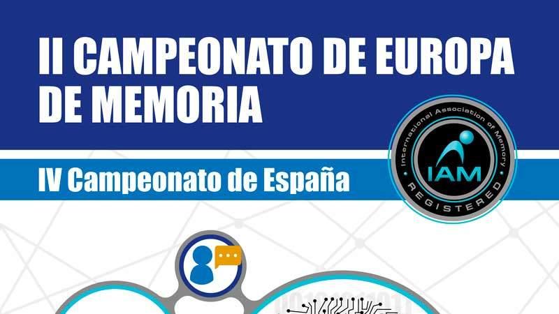 IV Spanish Memory Championship