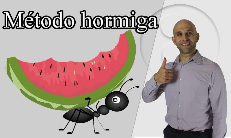 El método hormiga