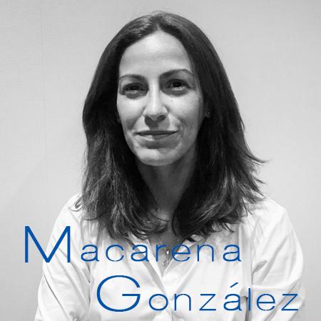 Macarena González Profesora