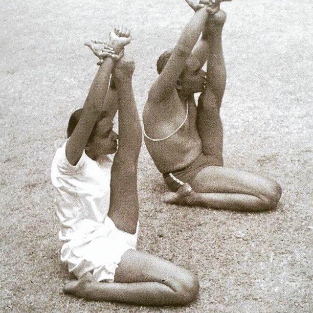 Como vivió el yoga, Geeta S. Iyengar