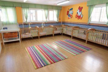 Cunas para bebés de la Escuela Infantil Booma