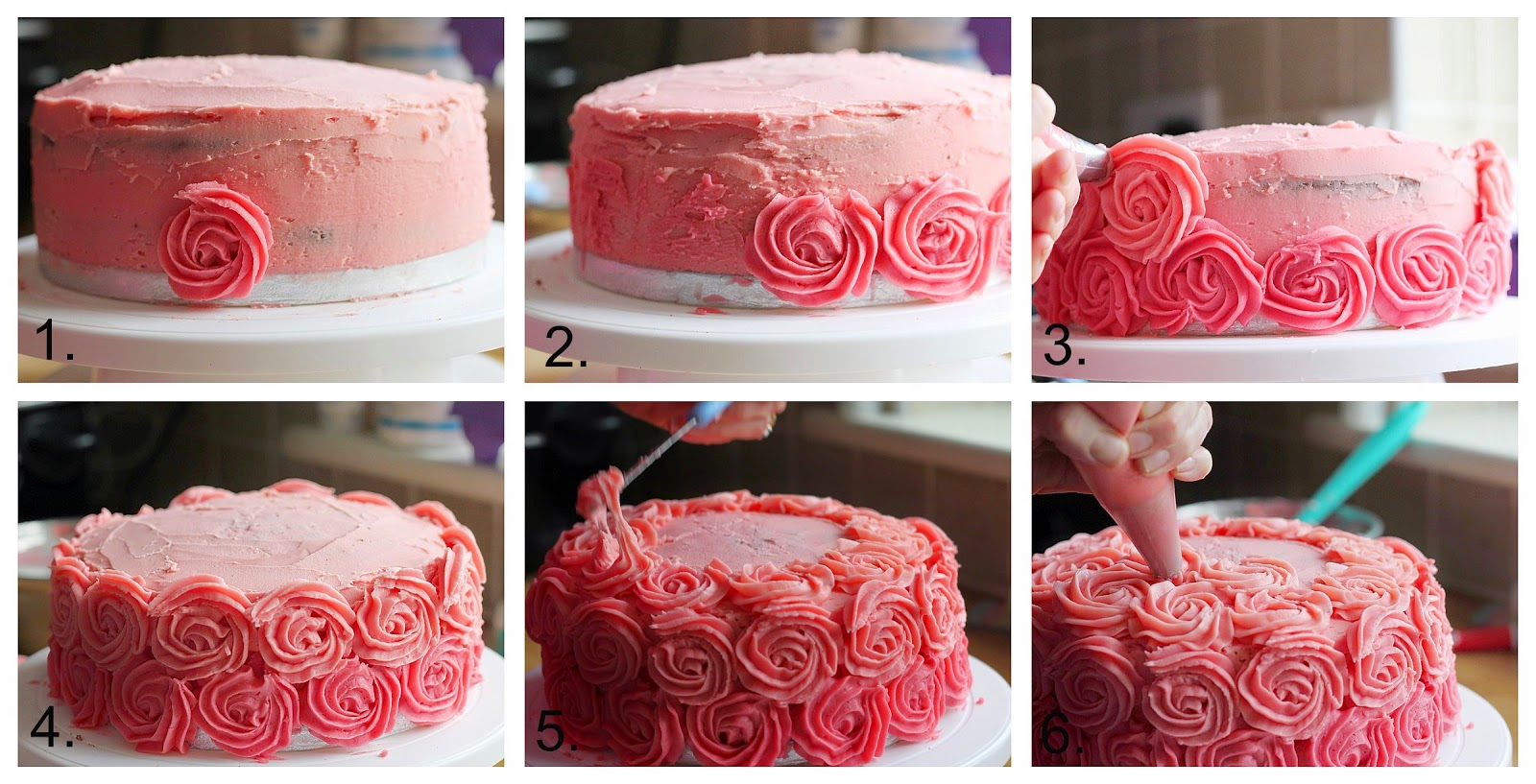 how to make pastel cake