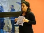 Noelia nos enseña una partitura contemporánea