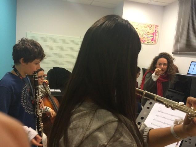 Escuela Musikum - Ensayos III Concierto Atrevimiento (1)