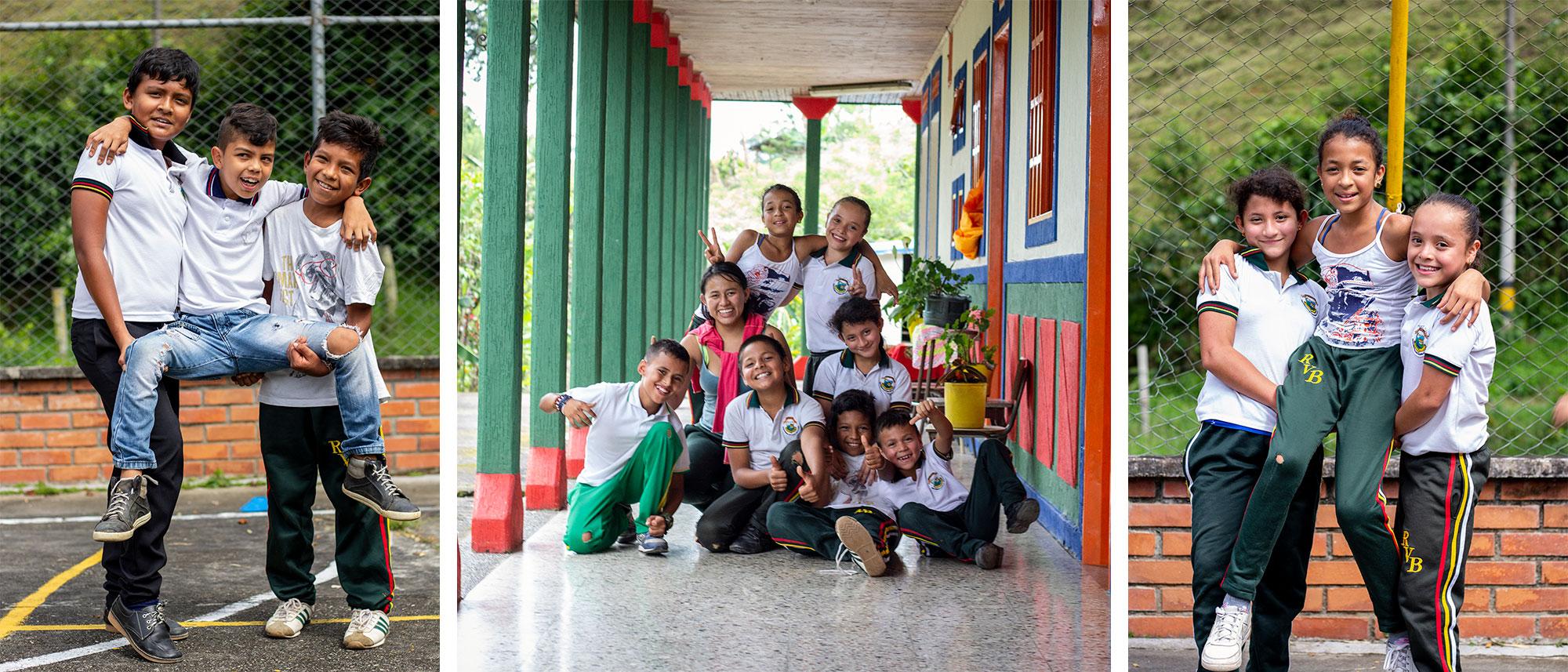 Escuela Nueva since forty years ago