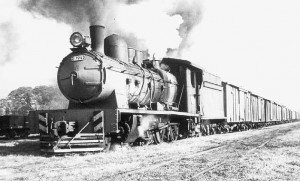 Railroad network