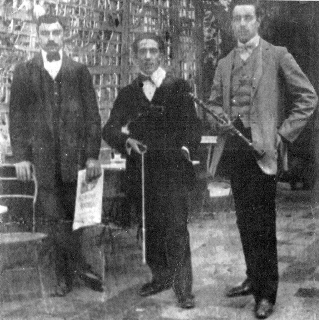 Roberto Firpo terceto