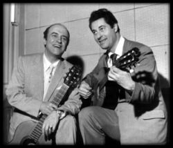 Jose Canet and Alberto Gomez. Know about Argentine Tango. Classes with Marcelo Solis at Escuela de Tango de Buenos Aires. San Francisco Bay Area.
