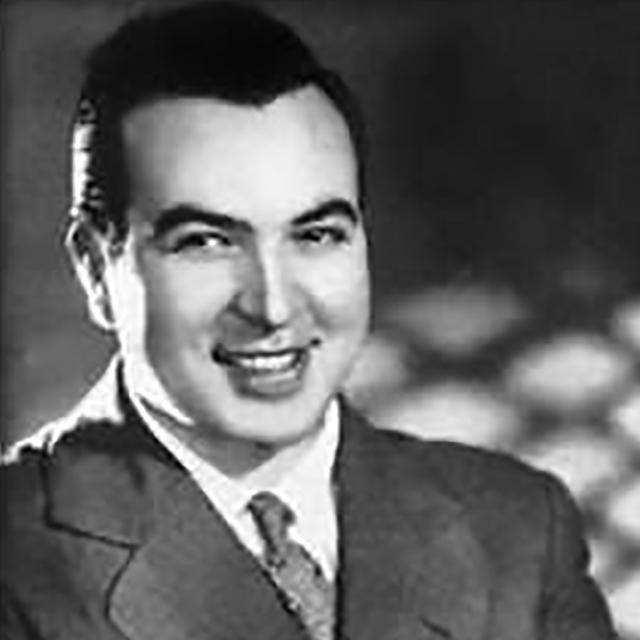 Alberto Podestá, Argentine Tango singer.