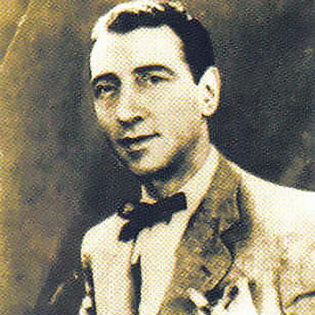 Anselmo Aieta, Argentine Tango musician, leader, and composer.