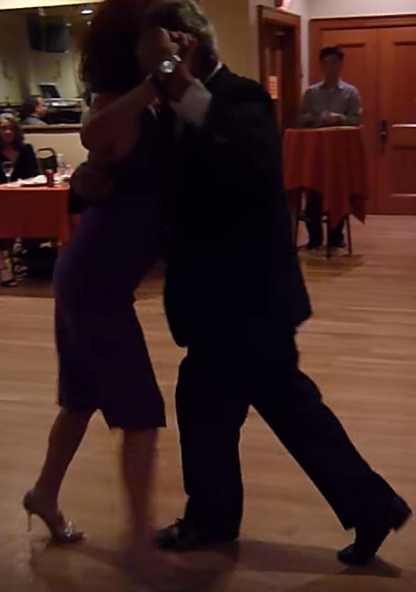 Argentine Tango dance by Blas Catrenau & Enriqueta Kleinman.