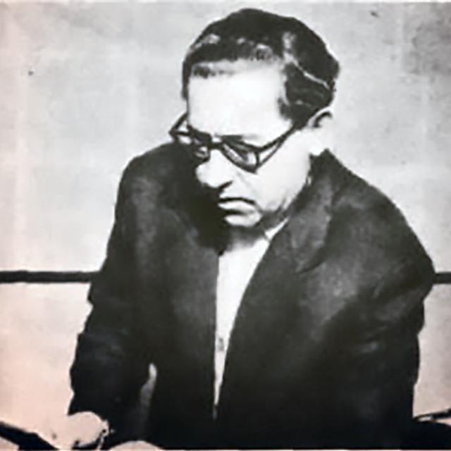 Armando Lacava, Argentine Tango musician, leader and composer.