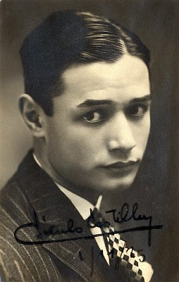 Cátulo Castillo. Argentine music at Escuela de Tango de Buenos Aires.