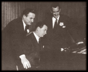 Carlos Dante, Julio Martel & Alfredo De Angelis. Argentine music at Escuela de Tango de Buenos Aires.