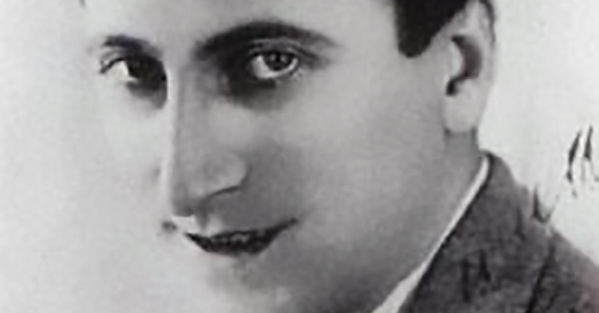 Carlos Viván, Argentine Tango singer, actor, lyricist and composer.