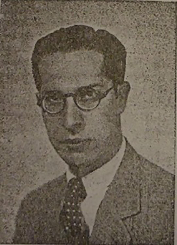 """""""Qué lento corre el tren"""" by Enrique Rodriguez y su Orquesta Típica with Armando Moreno in vocals, 1943. Music: Alfredo De Angelis. Lyrics: Carmelo Volpe."""